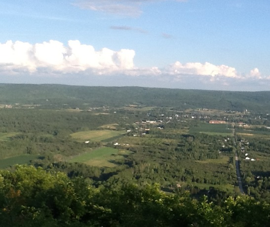 Robert Maher View from Annapolis Valley