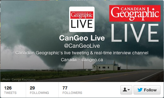 CanGeoLive