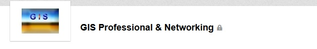 Linkedin GIS professional and networking