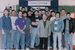Survey Graduating Class of 1993, Cabot College