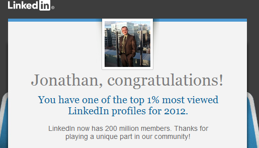 Top 1% of Linkedin for netowrking and geomatics