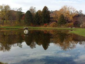 Mount Allison University campus