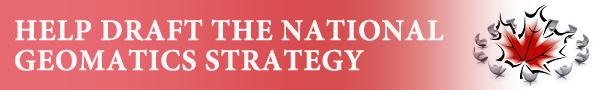 CGCRT National Strategy Geomatics Canada