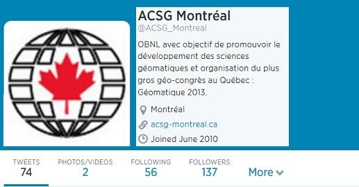 ACSG Montreal