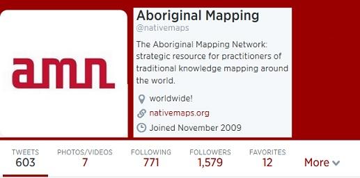 Aboriginal Mapping