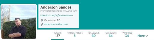 Anderson Sandes