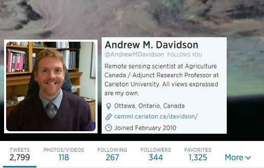 Andrew M Davidson