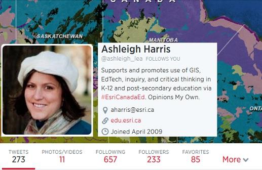 Ashleigh Harris