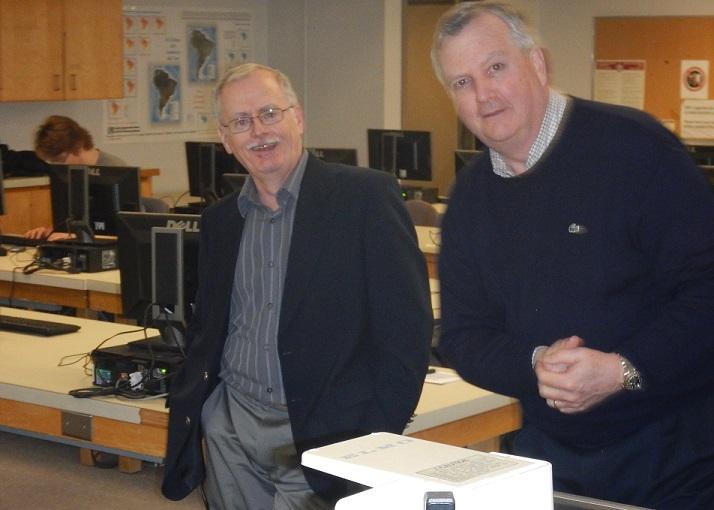 Barry A. MacDonald & Neil Thompson