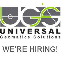 Universal Geomatics Solutions Banner Virtual Career Fair