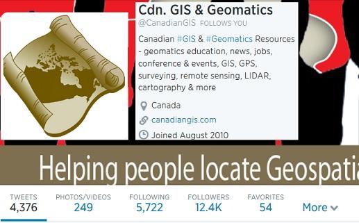 Cdn GIS & Geomatics