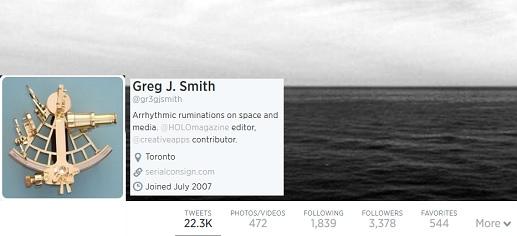 Greg J. Smith