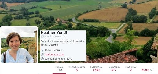 Heather Yundt