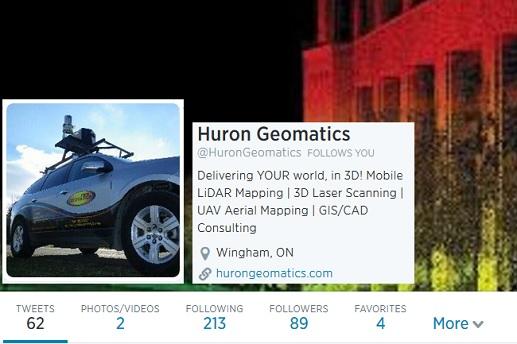 Huron Geomatics