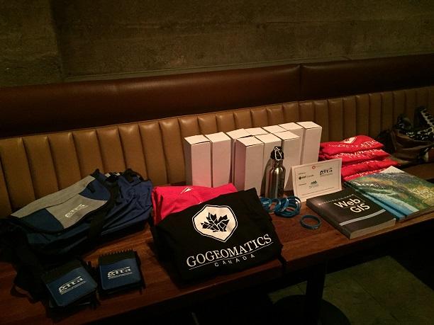 Vancouver 2015 GoGeomatics Social