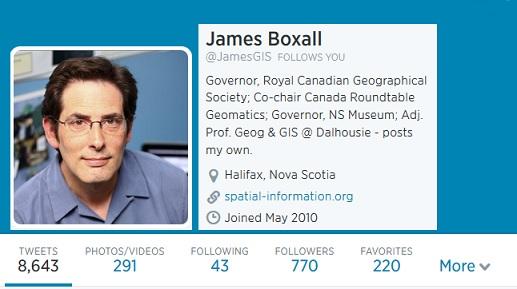 James Boxall