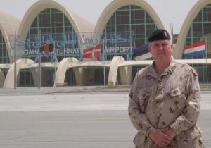Kandahar Airfield Afghanistan  Neil Thompson
