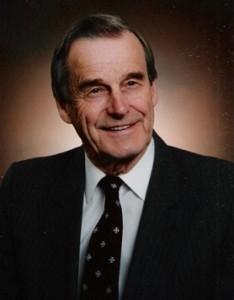 "Dr. Lawrence W. ""Larry"" Morley, O.C.  1920-2013"