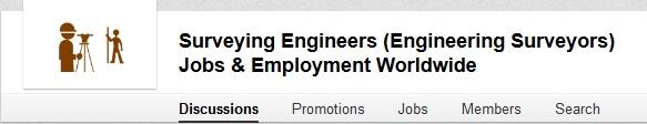 Linkedin surveying engineers