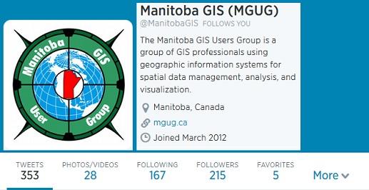 Manitoba GIS