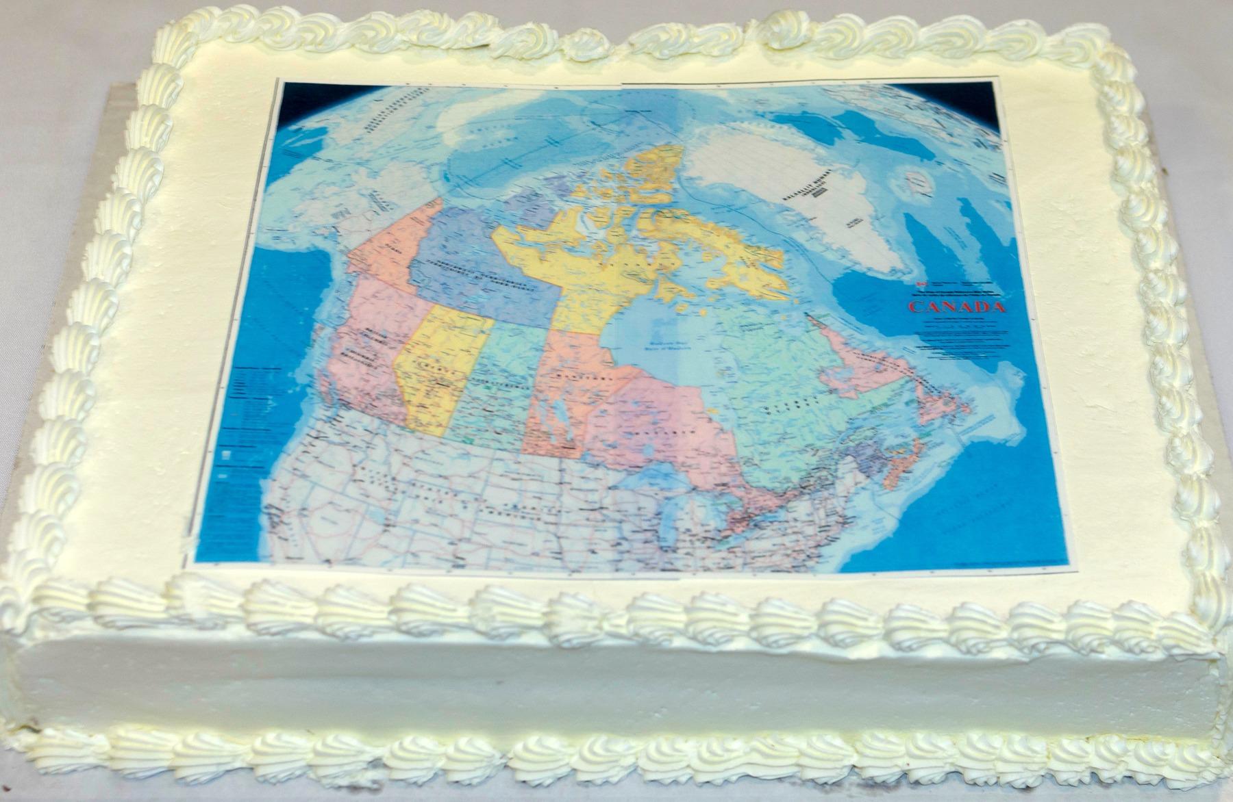 NRCan cake
