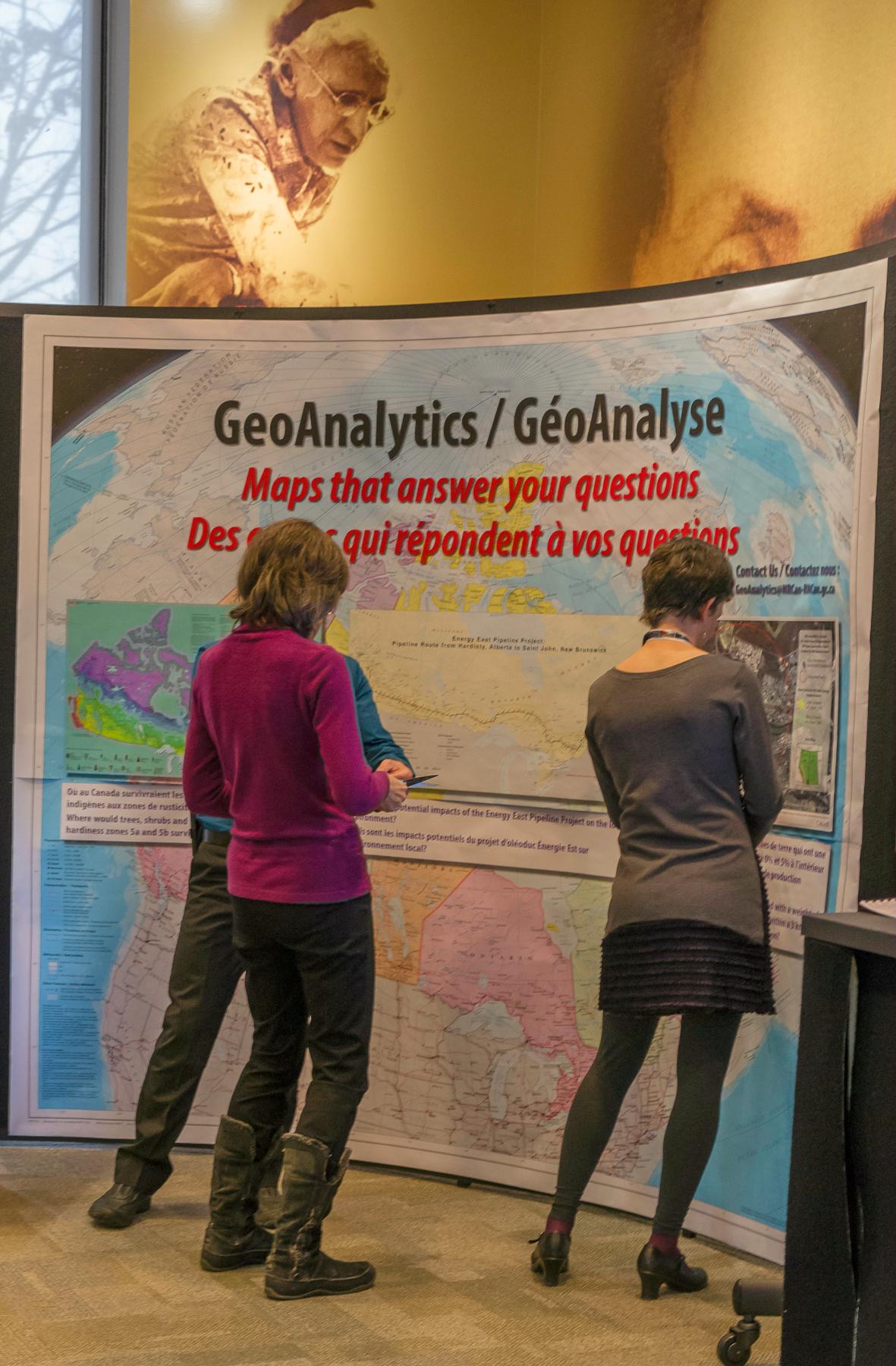 NRCan geoanalytics