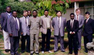 Nairobi Seminar – this was a GlobeSAR seminar done in the early 1990s for staff from Kenya, Tanzania, and Uganda