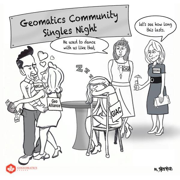 Canadian Geomatics Community Singles Night