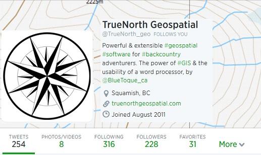 TrueNorth Geospatial