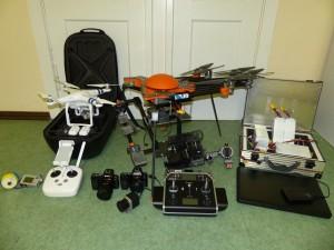 UAVequipment