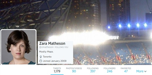 Zara Matheson