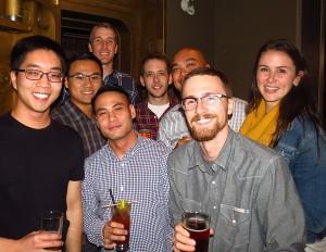 Calgary 2015 GoGeomatics Social