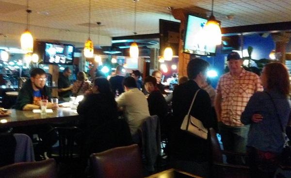 Edmonton GoGeomatics Social 2015