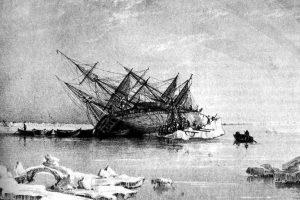 HMS Terror (Image: Wikimedia Commons)