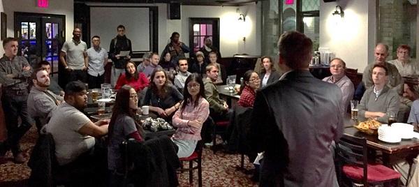 Ottawa GoGeomatics Social 2015